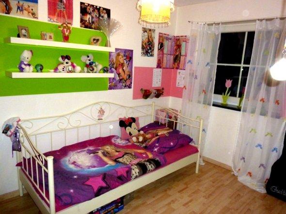Gro es kinderzimmer teilen verschiedene for Raumgestaltung kinderzimmer