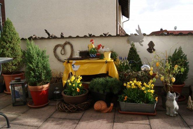 Osterdeko 'Osterdeko 2010'
