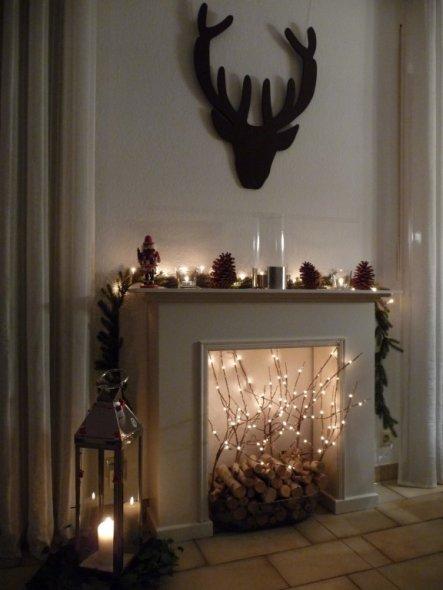 Weihnachtsdeko 39 weihnachten2010 39 meine wohnung zimmerschau - Weihnachtsdeko wohnung ...