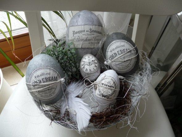 Osterdeko 'Easter 2011'