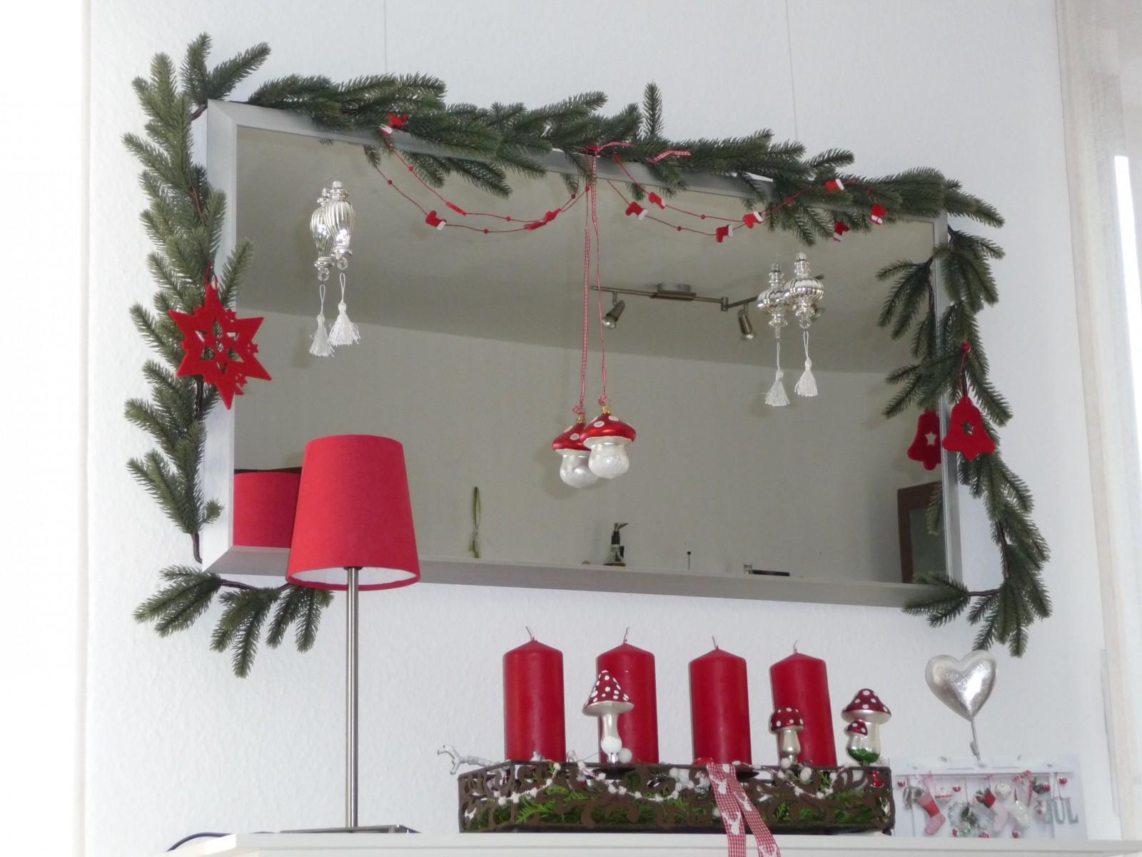 weihnachtsdeko 39 weihnachten 2011 39 meine wohnung. Black Bedroom Furniture Sets. Home Design Ideas