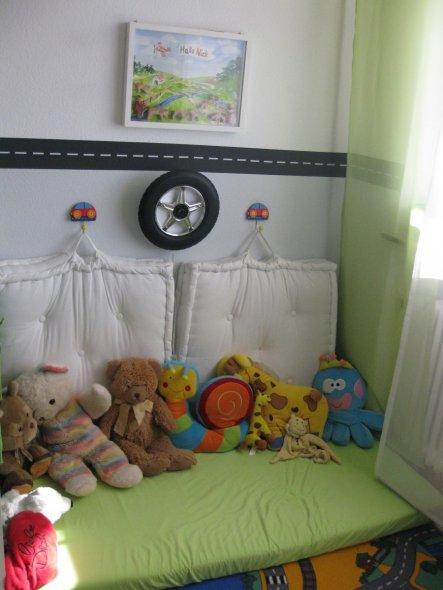 Kinderzimmer Autozimmer HOME SWEET HOME Staudinho