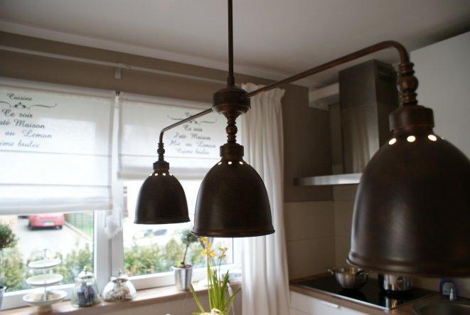 Eine neue Lampe, nach langem suchen