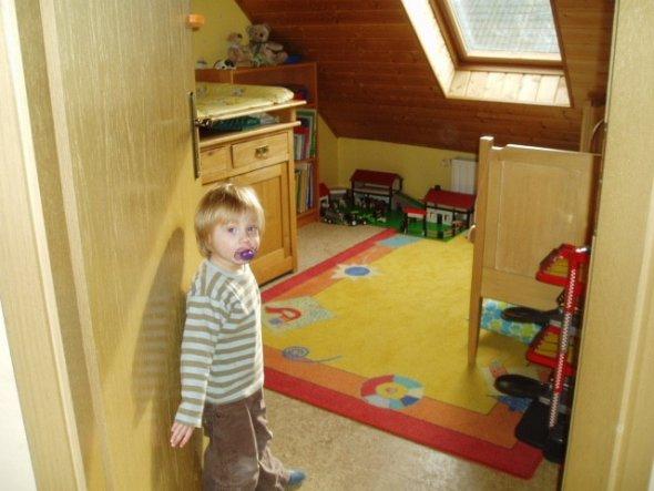 Kinderzimmer 'Finns Zimmer'