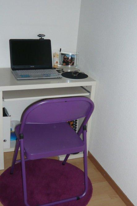 Arbeitszimmer / Büro 'Gästezimmer/Büro'
