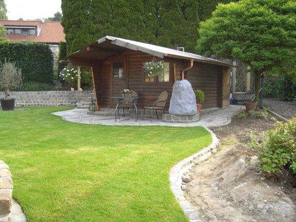 terrasse / balkon 'gartengestaltung' - unsere kleine villa, Gartenarbeit ideen