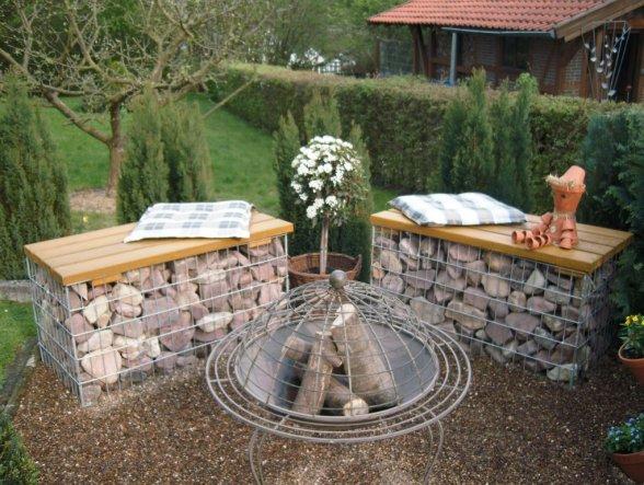 Garten 39 feuerstelle 39 meine domizile zimmerschau - Feuerstelle im garten ...
