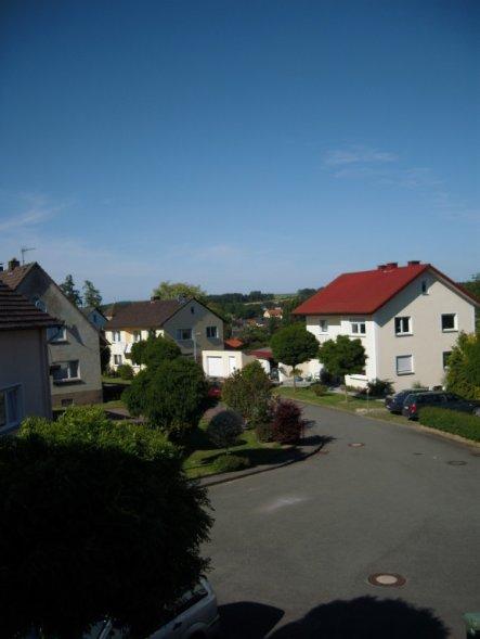 Hausfassade / Außenansichten 'Unser Ausblick '