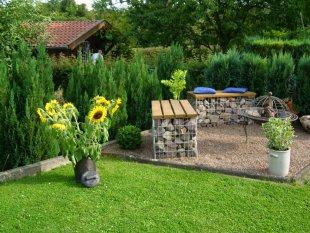 Garten 'Feuerstelle'