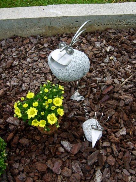 Garten 'Steinbeet'