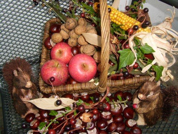 Garten 'Es ist  Herbst'