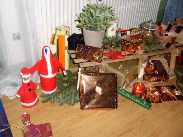 weihnachtsdeko 39 weihnachten 2009 39 meine domizile. Black Bedroom Furniture Sets. Home Design Ideas