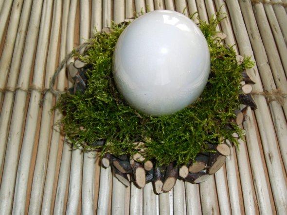 Osterdeko 'Ostern 2012'