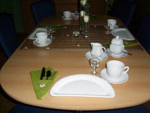 Tischlein deck dich....