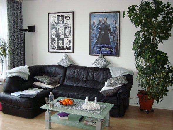 wohnzimmer 39 mein wohlf hlzimmer 39 mein nest klein aber fein basbi zimmerschau. Black Bedroom Furniture Sets. Home Design Ideas