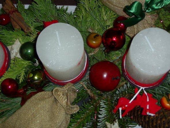Weihnachtsdeko 'Weihnachtsdekoration 2009 '
