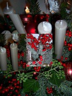 Weihnachtsdekoration 2009