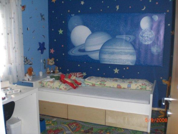 Kinderzimmer unser gemeinsames reich von pacalmama 10679 for Gemeinsames kinderzimmer