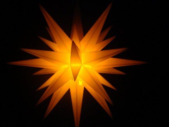 ich liebe Herrenhuter Sterne