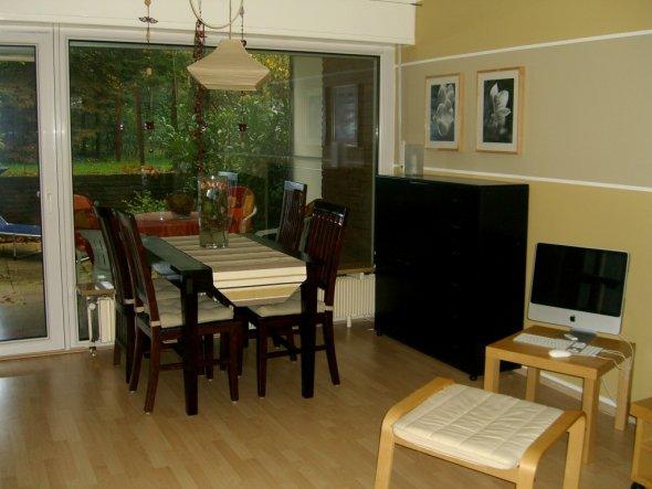 esszimmer 39 essbereich 39 meine kleine wohnung zimmerschau. Black Bedroom Furniture Sets. Home Design Ideas