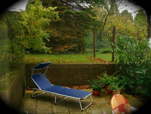 terrasse balkon 39 au enbereich 39 meine kleine wohnung tennisdame zimmerschau. Black Bedroom Furniture Sets. Home Design Ideas