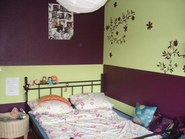 Kinderzimmer 'Zickenraum'