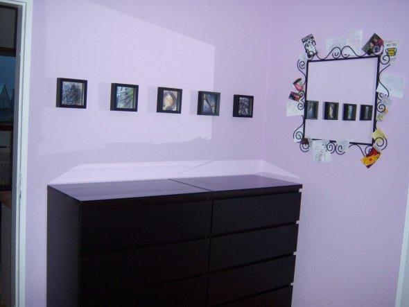 schlafzimmer 39 schlaf u arbeitszimmer 39 dachgeschosswohnung zimmerschau. Black Bedroom Furniture Sets. Home Design Ideas