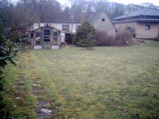 Garten vom Neuen Haus