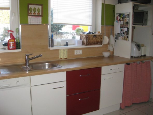 tipp von missfrance eingebauten b ro f r die kleinen in. Black Bedroom Furniture Sets. Home Design Ideas