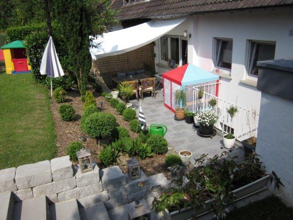 Terrasse / Balkon 'die Terrasse'