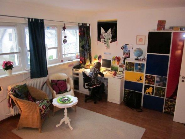 kinderzimmer 39 jugendzimmer m dchen 39 notre maison zimmerschau. Black Bedroom Furniture Sets. Home Design Ideas