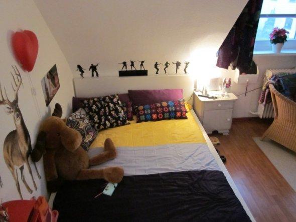 Kinderzimmer 'Jugendzimmer Mädchen '