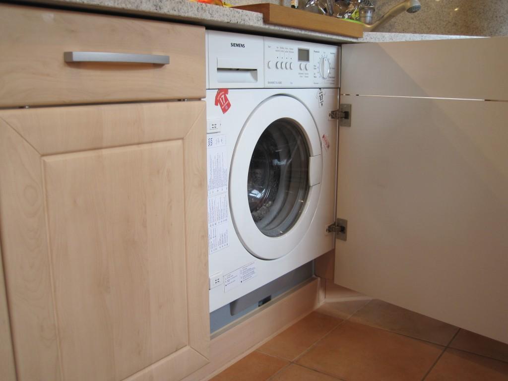 waschmaschine in k che integrieren haus design ideen. Black Bedroom Furniture Sets. Home Design Ideas