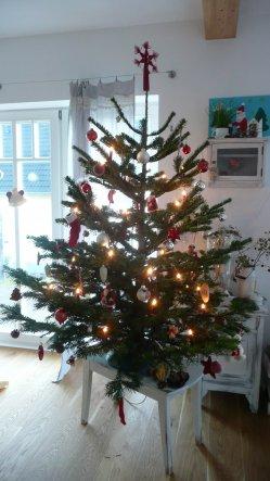 Weihnachtsdeko 'O Tannenbaum'