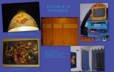 Paddys Zimmer