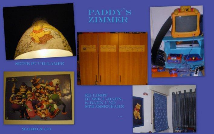 Kinderzimmer 'Paddys Zimmer'