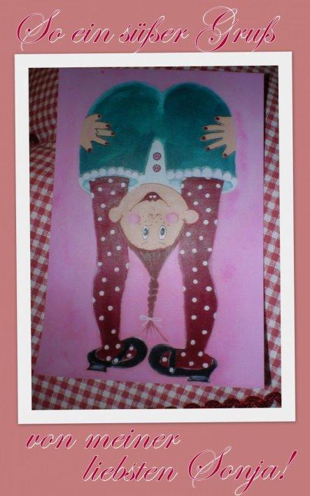 Hobbyraum 'mein geschenke- und besucherraum...freu mich total!!!'