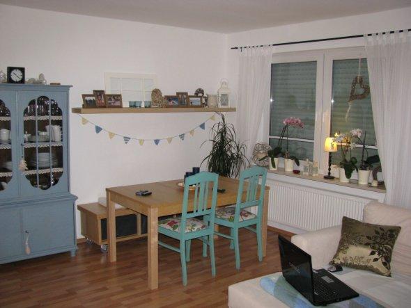 wohnzimmer 39 wohnen 39 mein neues heim zimmerschau. Black Bedroom Furniture Sets. Home Design Ideas