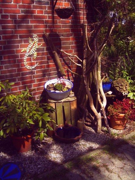 Garten 'Zaubergarten'