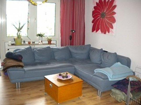Wohnzimmer 'Zimmer zum Wohnen'