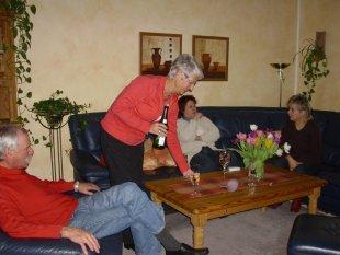 14.01.2009 - 1.Treffen beim *engelchen*