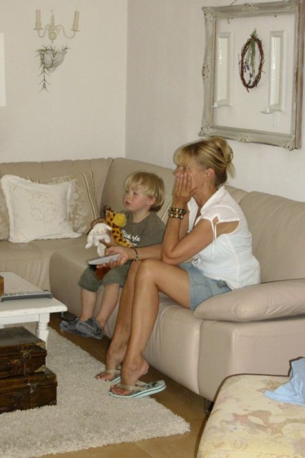 Hobbyraum 'Treffen bei Andrea Holiday'