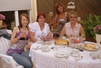 Treffen bei Andrea (holiday1) 27.06.09