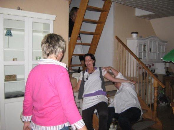 dieses Foto sagt Ales wir hatten Spaß ohne ende ,es ist niemanden was passiert nur ein par blaue flecken :-)