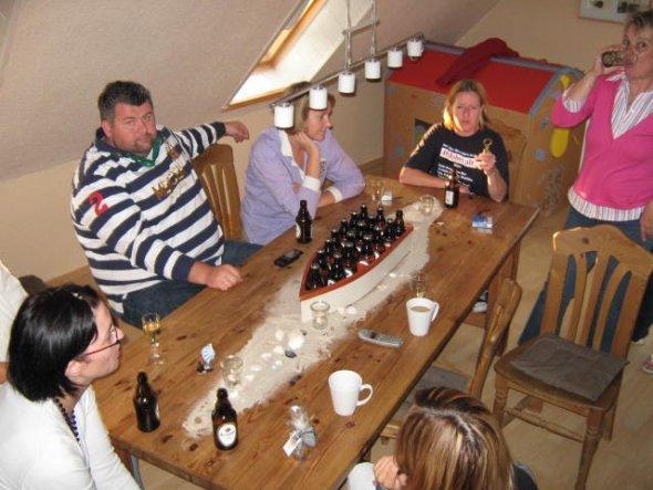 Hobbyraum 'Ostsee Party bei Kiki'