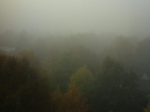 Lasst die Nebel schweifen, die Winde über die Landschaft pfeifen. Nichts dauert eine Ewigkeit, genießt einfach die Zeit.