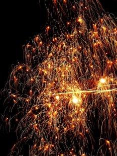 Silvesterfeuerwerk ♥ Wünsche allen ein gesundes und erfolgreiches 2010 ♥