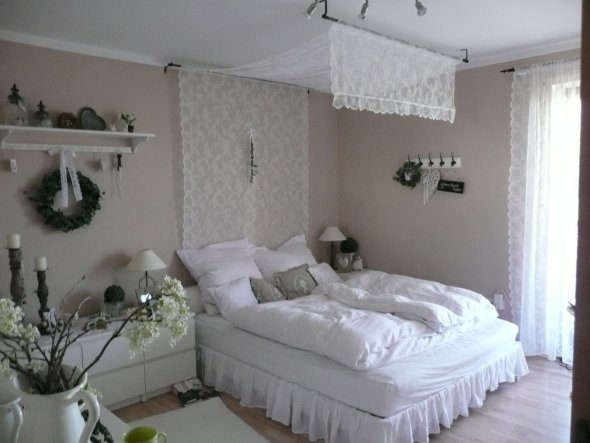 schlafzimmer 'schlafzimmer aktuell' - ♥ heimathafen ♥ - zimmerschau, Moderne deko