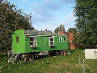 Wohnmobil 'Zirkuswagen'