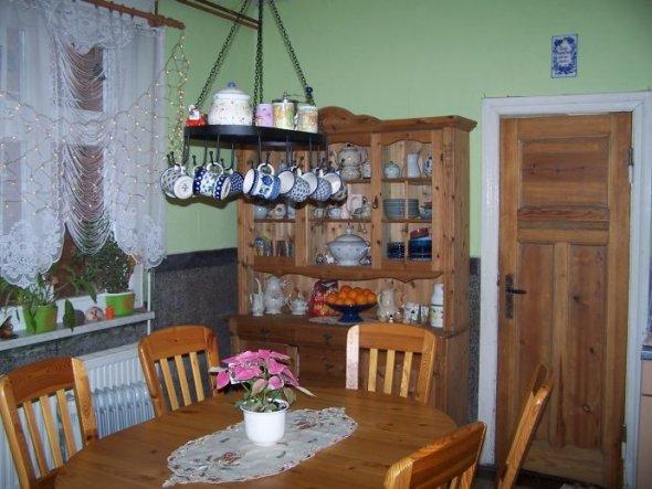 Andere Seite der Küche